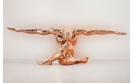 Dizajnerska figura MUSCULAR COPPER