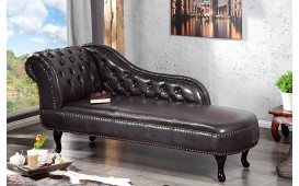 Dizajnerski divan CHESTERFIELD DARK