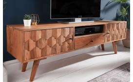 Dizajnerska TV komoda ARABIC OAK 140 cm
