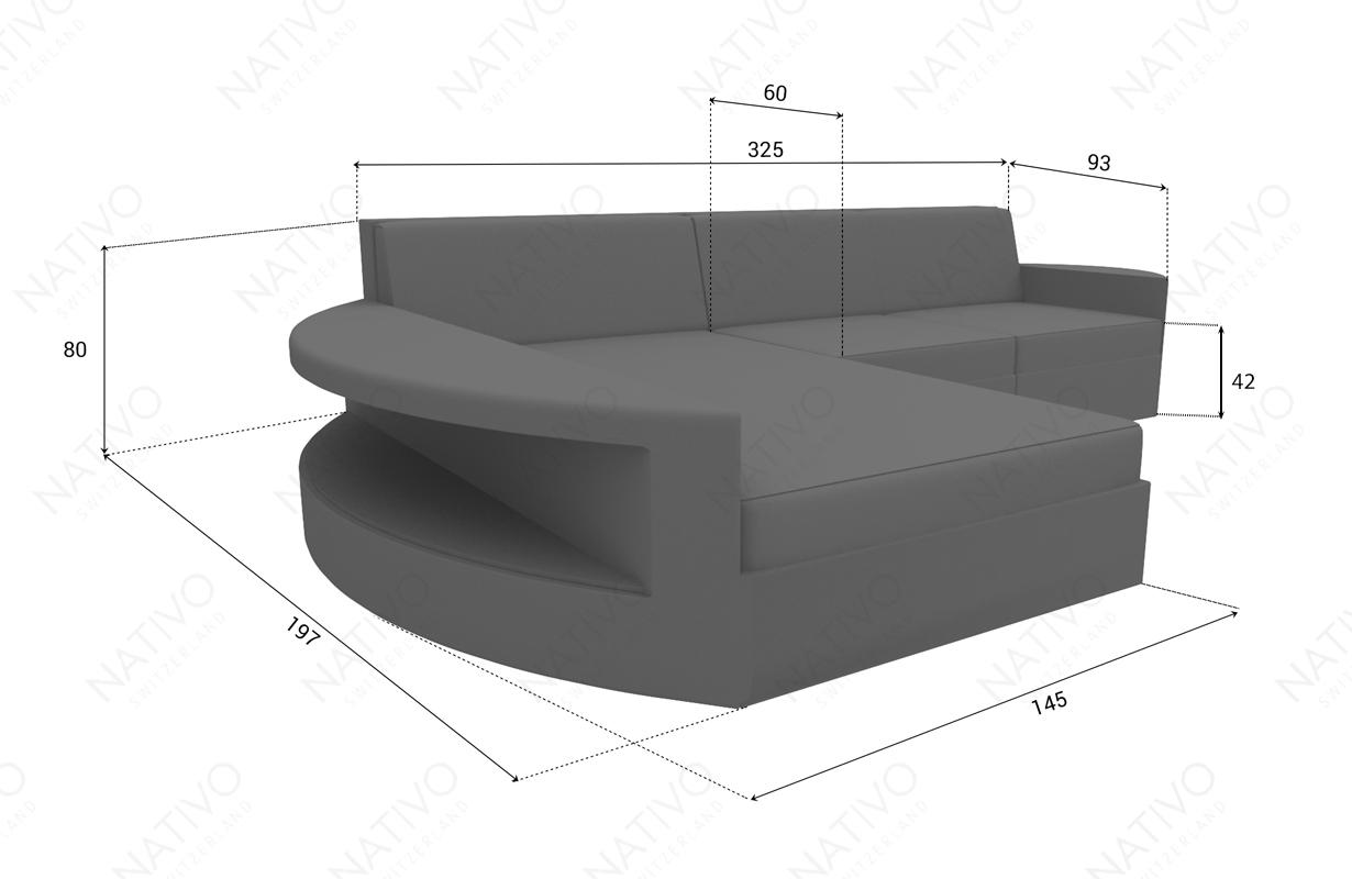 dimenzije ratan garnitura ATLANTIS MINI v2