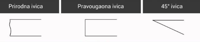 ivice stola od punog drveta MARLIN NATIVO Srbija Beograd dizajnerski nameštaj