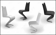 Trpezarijska stolica ARDO u Nativo prodajnom salonu Zemun